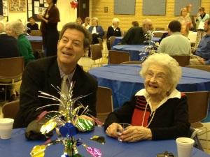 Grandma and the Governor