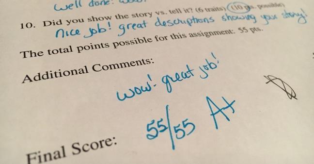 a-grade